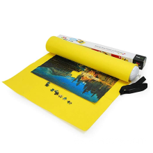 Diseño creativo Jigsaw Puzzle Roll up fieltro